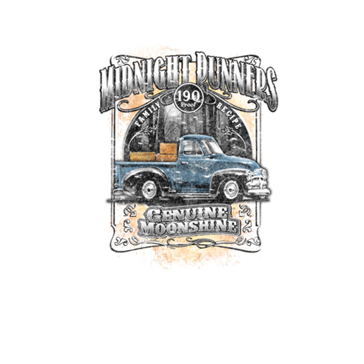 thumbnail 6 - Moonshine Midnight Runners Men T-shirt XS-5XL New