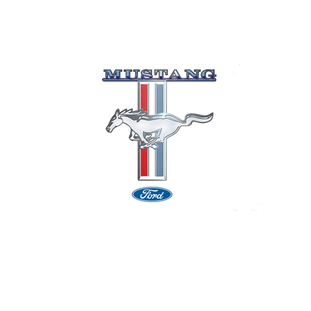 Ford-Mustang-Logo-Men-T-shirt-XS-5XL