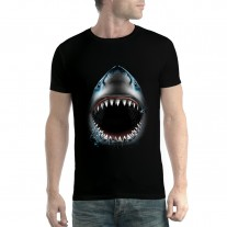 Shark Jaws Animals Men T-shirt XS-5XL New