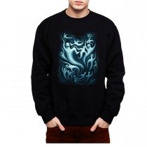 Ghosts Gathering Mens Sweatshirt S-3XL