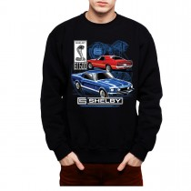 Shelby Cobra GT500 Mens Sweatshirt S-3XL