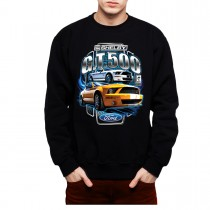 Ford Mustang Shelby GT500 Mens Sweatshirt S-3XL