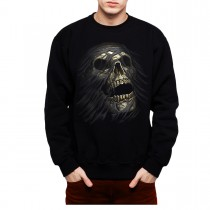 Skull Mummy Mens Sweatshirt S-3XL
