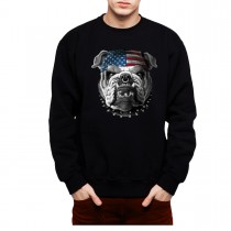 American Bulldog Men Sweatshirt S-3XL New