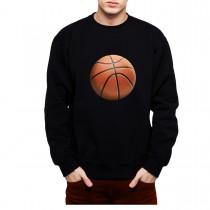 Basketball Sport Ball 3D Men Sweatshirt S-3XL