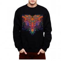 Colourful Lion Mens Sweatshirt S-3XL