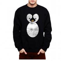 Penguin Antarctica Snow Mens Sweatshirt S-3XL