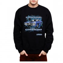 Dodge Charger Classic Car Men Sweatshirt S-3XL