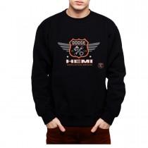 Dodge Garage Hemi Mens Sweatshirt S-3XL