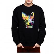 Chihuahua Dog Mens Sweatshirt S-3XL