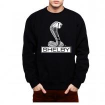Ford Shelby Cobra Logo Mens Sweatshirt S-3XL