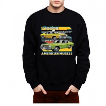 1974 Dodge Dart Mens Sweatshirt S-3XL