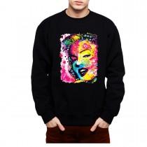 Marilyn Monroe Star Men Sweatshirt S-3XL