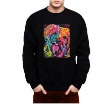 York Dog Mens Sweatshirt S-3XL