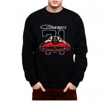 Dodge Charger 71 Mens Sweatshirt S-3XL