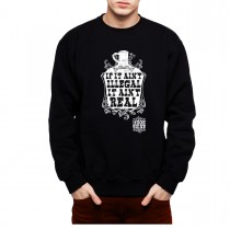 Moonshine Illegal Whisky Men Sweatshirt S-3XL New