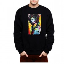 Hendrix Colourful Men Sweatshirt S-3XL New