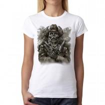 Gunslinger Dead Cowboy Women T-shirt XS-3XL New