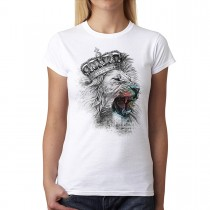 Lion King Women T-shirt XS-3XL New