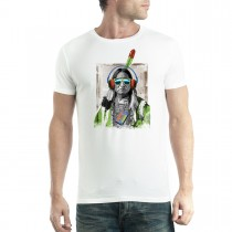 Native Beats American Indian Men T-shirt XS-5XL New