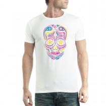 Dean Russo Bright Skulls Men T-shirt XS-5XL New