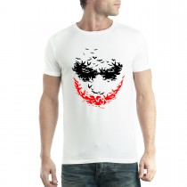 Psycho Smile Bats Mens T-shirt XS-5XL