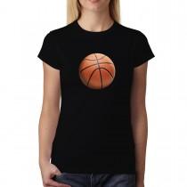 Basketball Sport Ball 3D Women T-shirt XS-3XL New