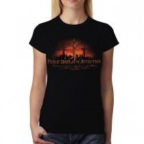Religious Jesus Affection Women T-shirt S-3XL New