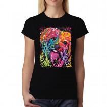 York Dog Women T-shirt XS-3XL