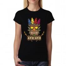 Mask Tribe Lost World Women T-shirt XS-3XL
