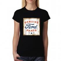 Genuine Ford Parts Womens T-shirt XS-3XL