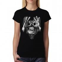 Death Wish Surprise Women T-shirt XS-3XL New