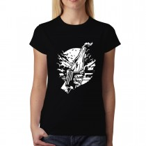 Petrol Bomb Cocktail Street Riots Womens T-shirt XS-3XL