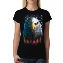 American Eagle Serious Stare Women T-shirt S-3XL New
