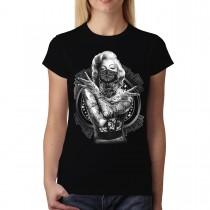 Marilyn Monroe Outlaw Women T-shirt L-2XL New