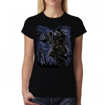 Soultaker Death Lantern Women T-shirt S-3XL New