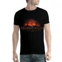Religious Jesus Affection Men T-shirt XS-5XL