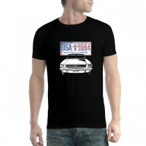 Ford Mustang Country Men T-shirt XS-5XL New