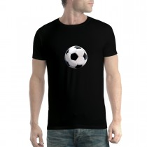 Football 3D Sport Men T-shirt XS-5XL New