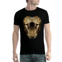 Cobra Snake Men T-shirt XS-5XL New