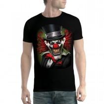 Clown Smile Men T-shirt XS-5XL New