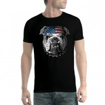 American Bulldog Men T-shirt XS-5XL New