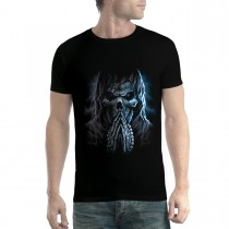 Skull Reaper Pray Horror Men T-shirt XS-5XL New