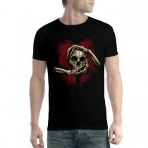 Skull Hands Cross Men T-shirt XS-5XL New