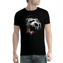 Killer Panda Face Animals Men T-shirt XS-5XL New