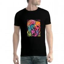 York Dog Men T-shirt XS-5XL