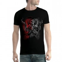 Skull Mafia Guns Men T-shirt XS-5XL New