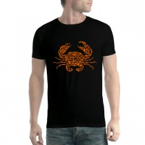 Crab Sea Ocean Mens T-shirt XS-5XL