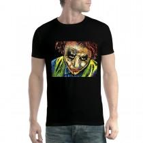 Joker Face Clown Men T-shirt XS-5XL