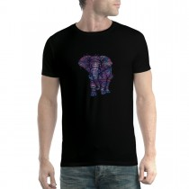 Elephant Ivory Mens T-shirt XS-5XL